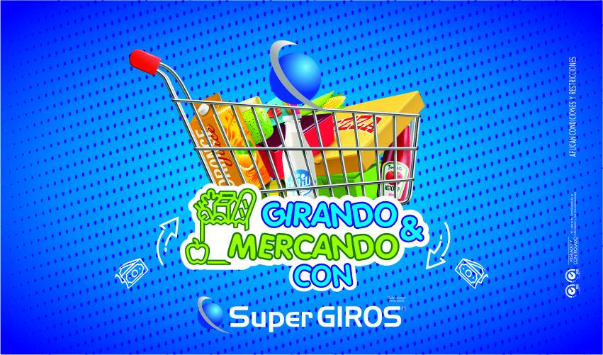 GIRANDO Y MERCANDO CON SUPERGIROS